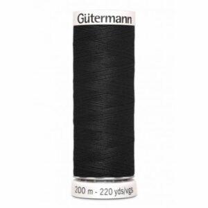 GÜTERMANN ALLESNAAIGAREN 5X200M (ZWART)