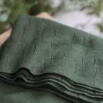 Jacquard groen khaki